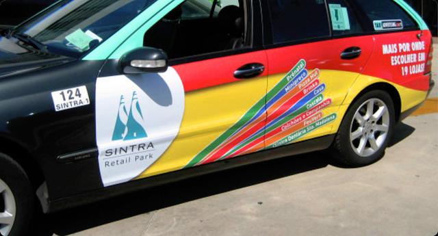 Sintra Retail Park – Arena Media